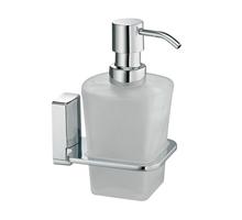 Фото 6004: Стеклянный дозатор для жидкого мыла WasserKRAFT К-5099