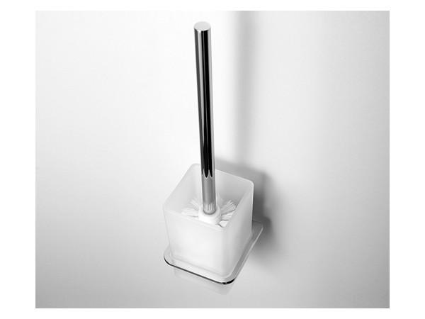 Фото 2388: Щетка для унитаза подвесная WasserKRAFT К-5027