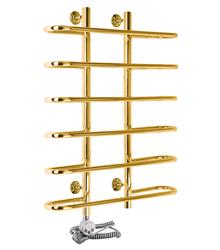 Электрический полотенцесушитель Aquanerzh вираж золото