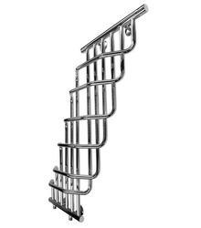 Водяной полотенцесушитель Terminus Ниагара 1200x800