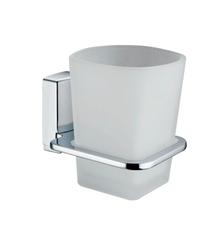 Стеклянный стакан для зубных щеток WasserKRAFT К-5028