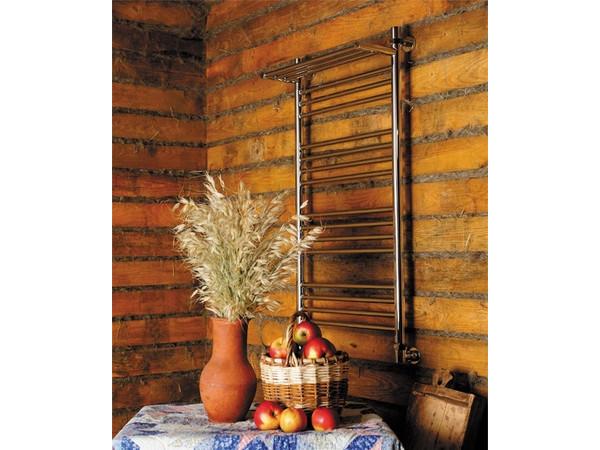 Фото 1711: Водяной полотенцесушитель Сунержа Богема с полкой 600x400