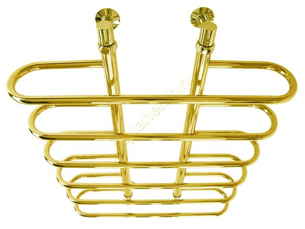 Электрический полотенцесушитель Акванерж Вираж золото