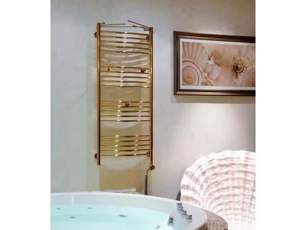 Фото 5275: Электрический полотенцесушитель Сунержа Богема 1200x500