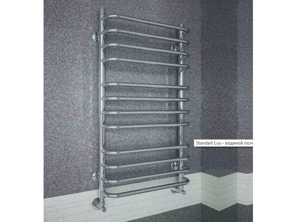 Фото 1678: Водяной полотенцесушитель Terminus Стандарт Люкс 1630x500