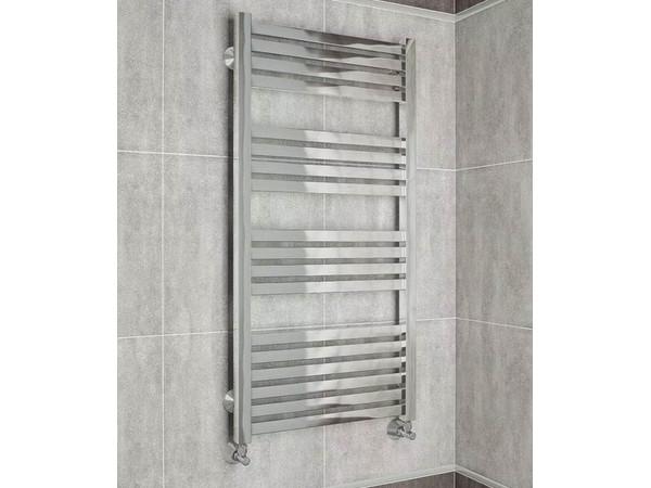 Фото 8005: Водяной полотенцесушитель Terminus Тоскана 550x450