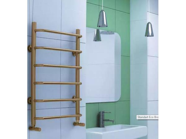 Фото 224: Водяной полотенцесушитель Terminus Стандарт 630x500