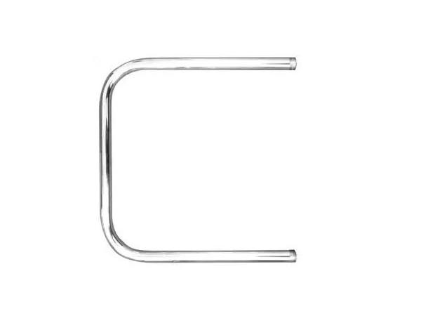 Фото 5032: Водяной полотенцесушитель Terminus П-образный (бесшовная труба) 500x500