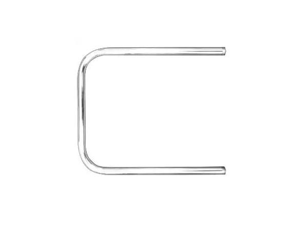 Фото 3709: Водяной полотенцесушитель Terminus П-образный (бесшовная труба) 500x600
