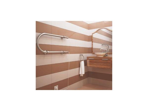 Фото 3107: Электрический полотенцесушитель Terminus П-образный 200x600