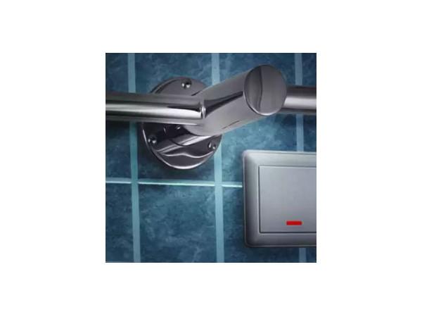 Фото 9189: Электрический полотенцесушитель Energy Aura 600x600