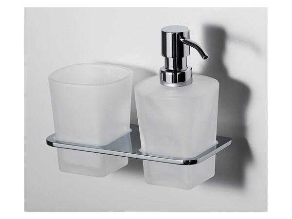 Фото 5921: Держатель стакана и дозатора WasserKRAFT К-5089