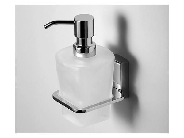 Фото 2501: Стеклянный дозатор для жидкого мыла WasserKRAFT К-5099