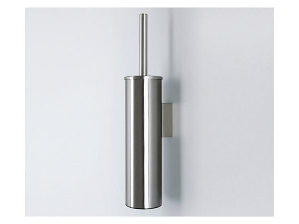 Фото 3391: Щетка для унитаза подвесная матовый хром WasserKRAFT К-1057