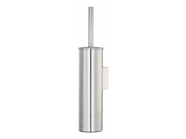 Фото 7307: Щетка для унитаза подвесная матовый хром WasserKRAFT К-1057