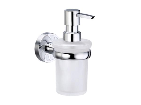 Фото 4531: Дозатор для жидкого мыла стеклянный WasserKRAFT К-4099